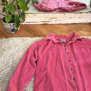 L.L. Bean Jackets & Coats - LL BEAN | corduroy top